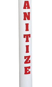 Wildwest projects sanitizer stand